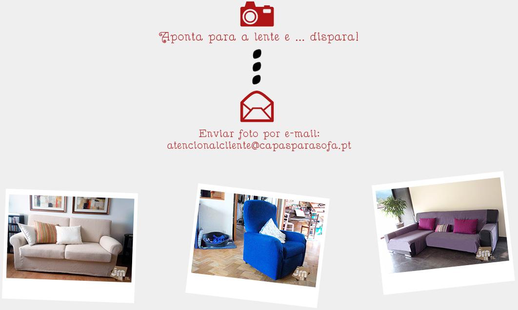 Envie-nos suas fotos
