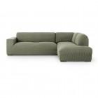 Pack de 2 Capas Multielasticas com Espaldar para Cadeira Boston